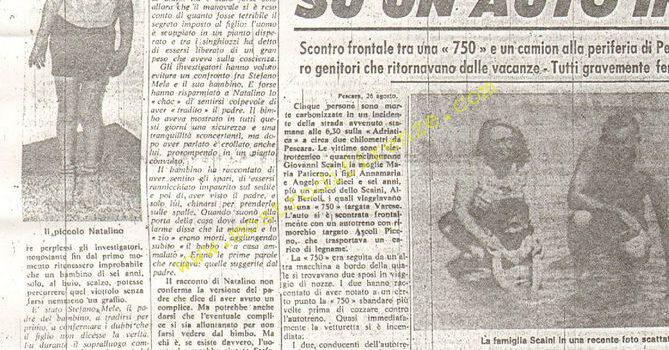 <b>27 Agosto 1968 Stampa: La Nazione pag 7</b>
