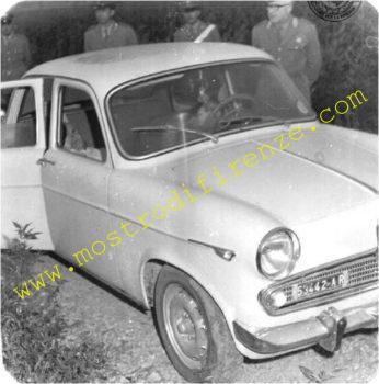 <b>22 Agosto 1968 Delitto Barbara Locci – Antonio Lo Bianco</b>