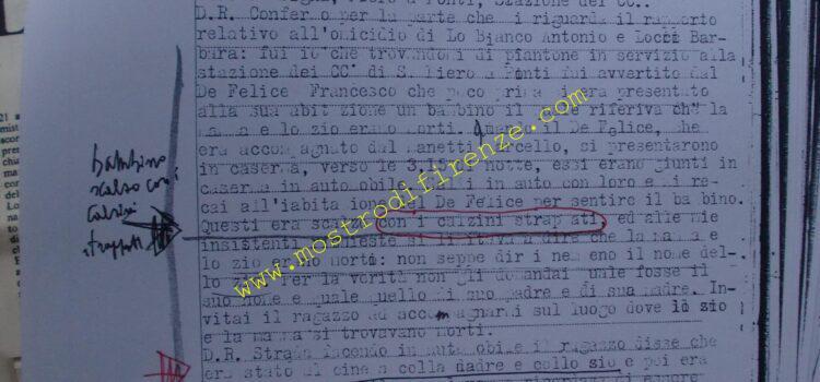 <b>7 ottobre 1968 Trascrizione testimonianza Mario Giacomini</b>