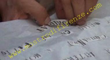 <b>10 Settembre 2001 Lettera anonima a Michele Giuttari</b>