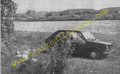 <b>15 Settembre 1974 Mattina delitto Stefania Pettini e Pasquale Gentilcore</b>