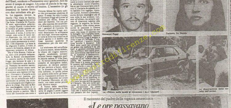 <b>8 Giugno 1981 Stampa: Paese Sera</b>