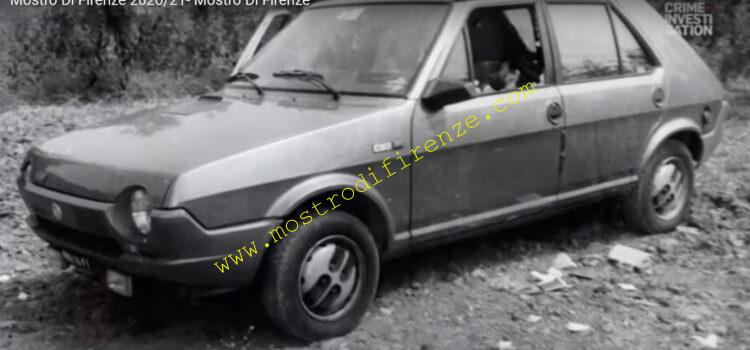 <b>7 Giugno 1981 I corpi di Carmela De Nuccio e Giovanni Foggi: Foto</b>