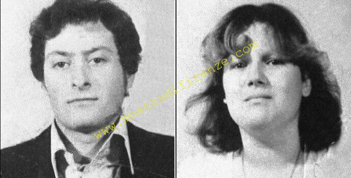 <b>22 Giugno 1982 Funerali di Antonella Migliorini e Paolo Mainardi</b>