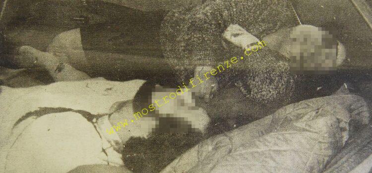 <b>22 Gennaio 1984 Prime indagini sul delitto di Graziella Benedetti e Paolo Riggio</b>