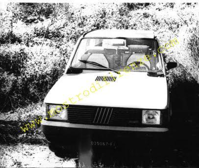 <b>30 Luglio 1984 Scoperta dei corpi di Pia Rontini e Claudio Stefanacci</b>