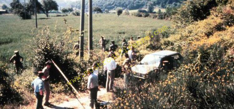 <b>30 Luglio 1984 Sopralluogo a La Boschetta</b>
