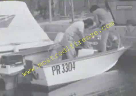 <b>8 Ottobre 1985 Ritrovata la barca di Francesco Narducci</b>