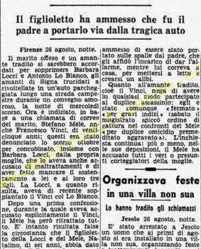 <b>27 Agosto 1968 Stampa: Corriere della Sera</b>