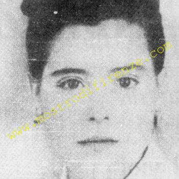 <b>14 Gennaio 1960 Morte di Barbarina Steri</b>