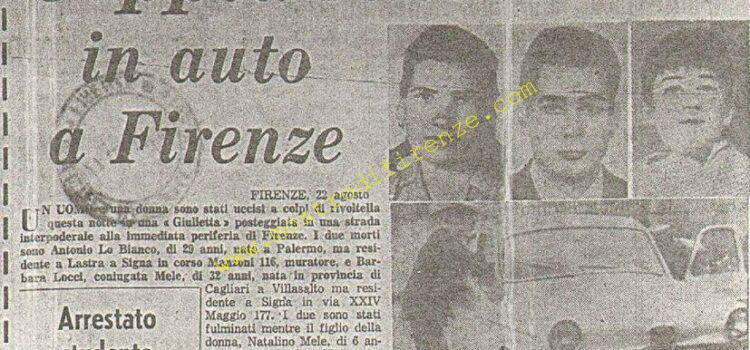 <b>23 Agosto 1968 Stampa: Il Giorno</b>