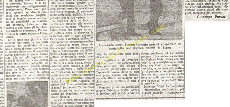 <b>25 Agosto 1968 Stampa: La Nazione</b>