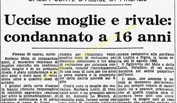 <b>26 Marzo 1970 Stampa: Corriere della Sera</b>