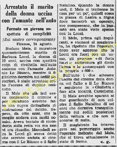 <b>25 Agosto 1968 Stampa: La Stampa Pag.12</b>