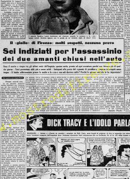 <b>23 Agosto 1968 Stampa: Stampa Sera Pag. 5</b>