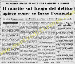 <b>24 Agosto 1968 Stampa: Stampa Sera Pag. 11</b>