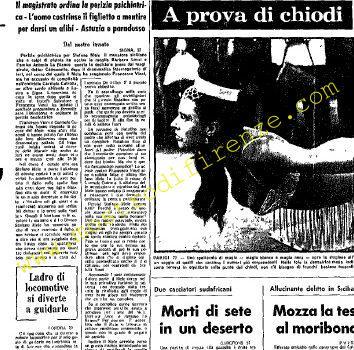 <b>28 Agosto 1968 Stampa: Unità pag.9</b>