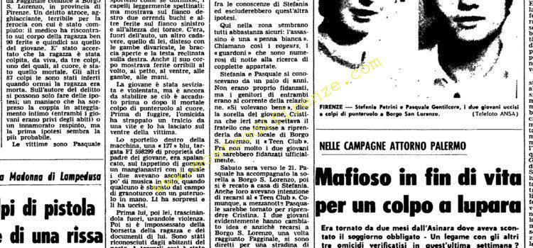<b>16 Settembre 1974 Stampa: Unità pag.7</b>