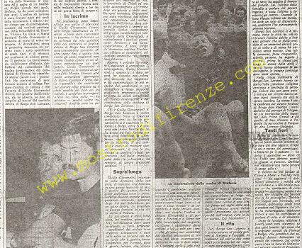 <b>19 Settembre 1974 Stampa: La Nazione pag 5</b>
