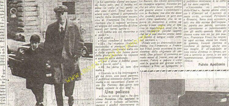 <b>21 Marzo 1970 Stampa: La Nazione pag.7</b>