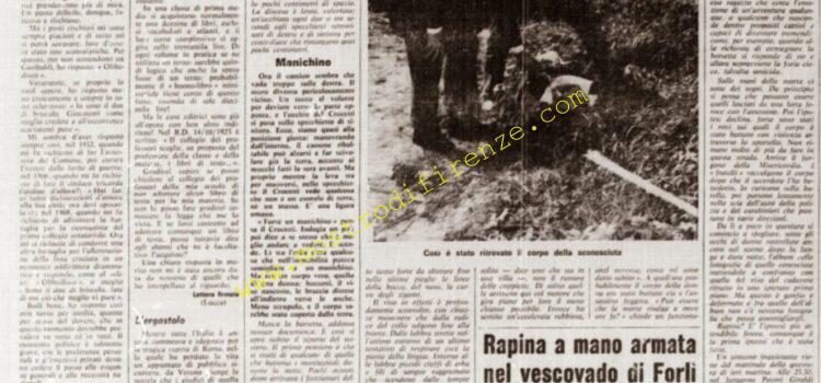 <b>23 Marzo 1972 Stampa: La Nazione</b>