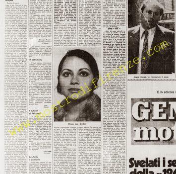 <b>24 Marzo 1972 Stampa: La Nazione</b>