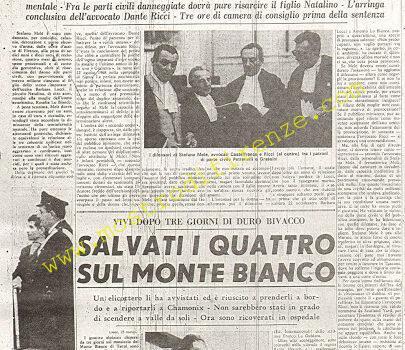 <b>26 Marzo 1970 Stampa: La Nazione pag.7</b>