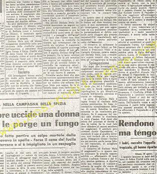 <b>29 Agosto 1968 Stampa: La Nazione pag 7</b>