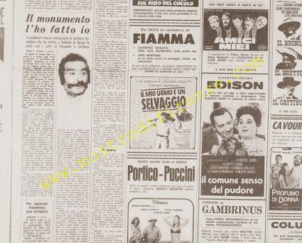 <b>5 Giugno 1976 Stampa: La Nazione</b>