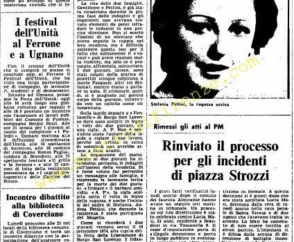 <b>5 Giugno 1976 Stampa: Unità pag.10</b>