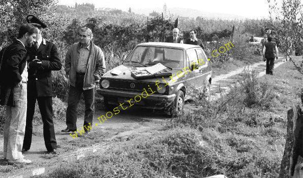 <b>23 Ottobre 1981 Scoperta dei corpi di Susanna Cambi e Stefano Baldi</b>