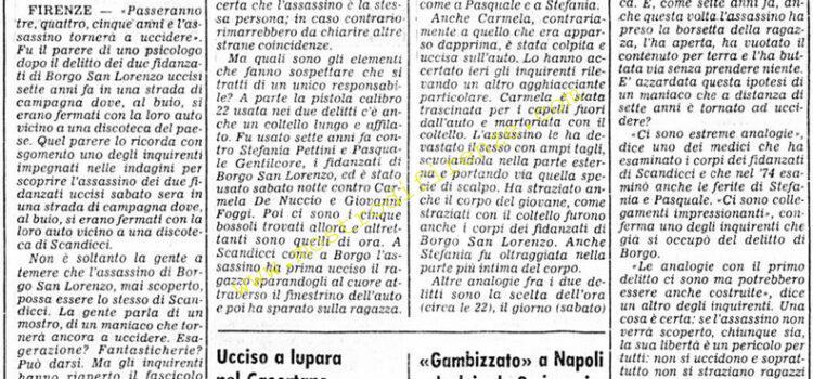 <b>10 Giugno 1981 Stampa: Corriere della Sera</b>