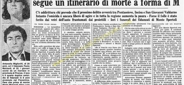 <b>23 Giugno 1982 Stampa: Corriere della Sera</b>