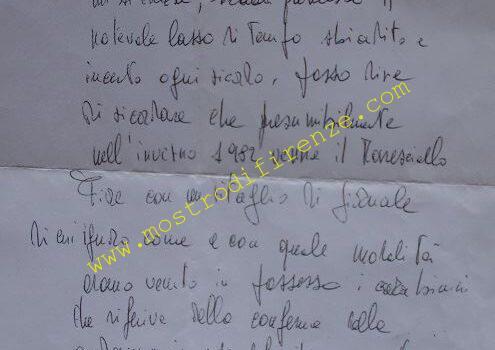 <b>15 Gennaio 2002 Testimonianza di Vincenzo Tricomi sul Cittadino Amico</b>