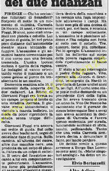 <b>9 Giugno 1981 Stampa: Stampa Sera Pag 7</b>
