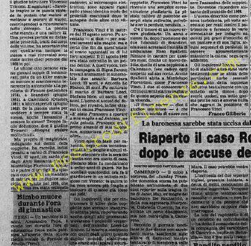 <b>9 Novembre 1982 Stampa: Stampa Sera Pag 9</b>