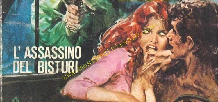 <b>1 Gennaio 1982 Attualità gialla anno II n° 3 L'assassino del bisturi</b>