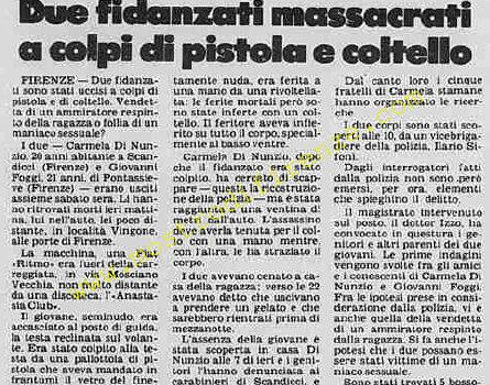 <b>8 Giugno 1981 Stampa: Stampa Sera Pag. 8</b>