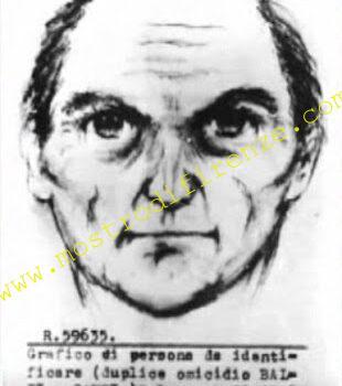 <b>30 Giugno 1982 1° identikit del Mostro di Firenze</b>