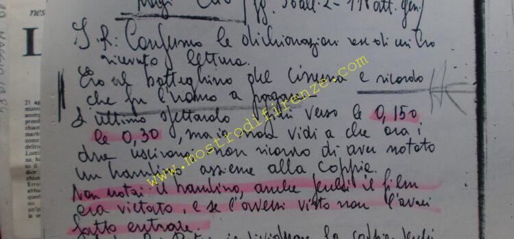 <b>24 Agosto 1968 Trascrizione testimonianza Elio Rugi</b>