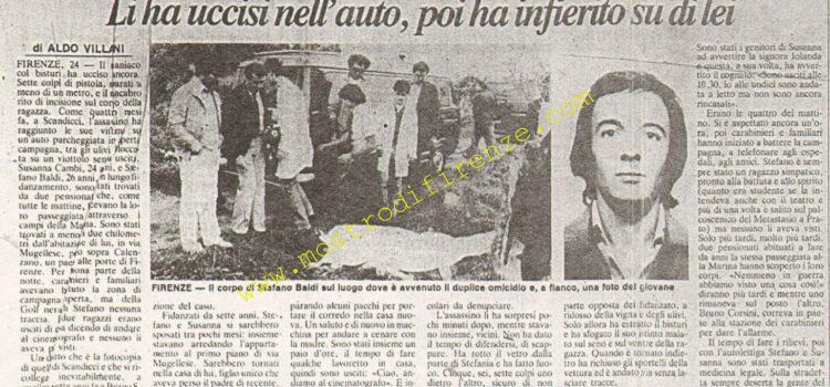 <b>24 Ottobre 1981 Stampa: Paese Sera</b>