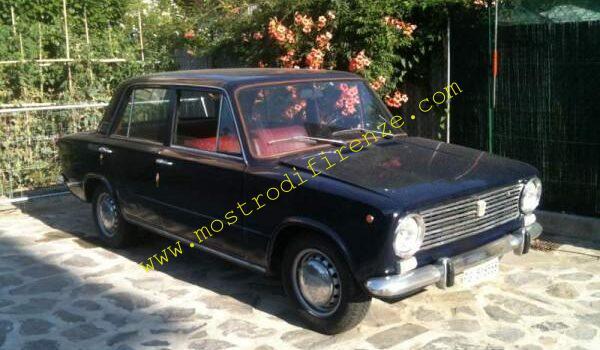 <b>3 Luglio 1985 Giancarlo Lotti acquista una FIAT 124</b>