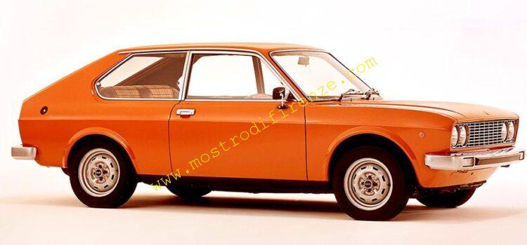 <b>16 Febbraio 1983 Giancarlo Lotti acquista una FIAT 128 coupé</b>