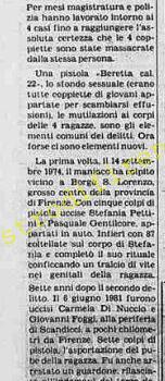 <b>5 Settembre 1982 Stampa: La Stampa Pag.9</b>