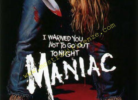<b>28 Agosto 1981 Proiezione del film Maniac a Firenze</b>