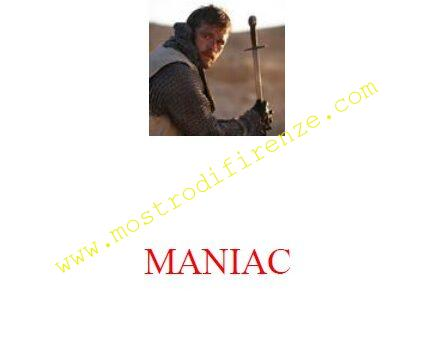 <b>1 Gennaio 2004 Maniac – Attraverso gli anelli di dodici scuri di De Gothia</b>