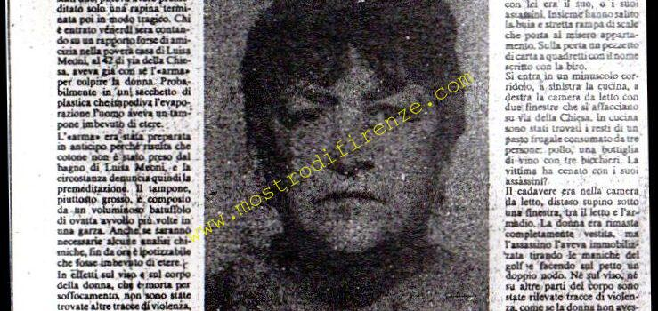 <b>14 Ottobre 1984 Stampa: La Nazione</b>