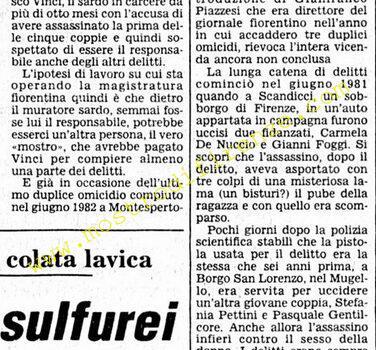 <b>4 Aprile 1983 Stampa: Corriere della Sera</b>
