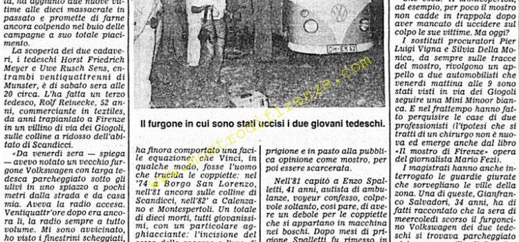 <b>12 Settembre 1983 Stampa: Corriere della Sera</b>