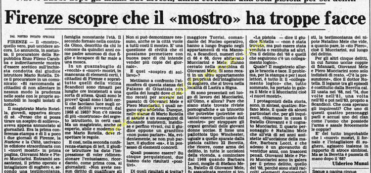 <b>28 Gennaio 1984 Stampa: Corriere della Sera</b>